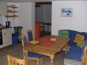Sitzgruppe Küche